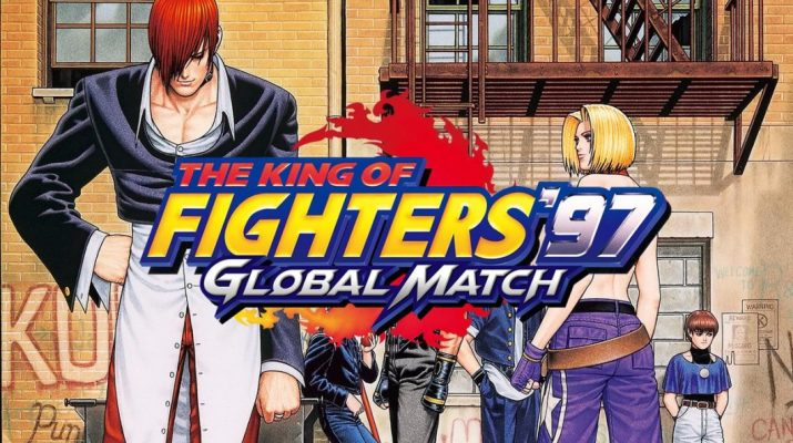 King Of Fighters 97 Global Match PS Vita