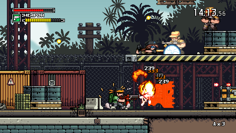 Mercenary Kings Playstation Vita