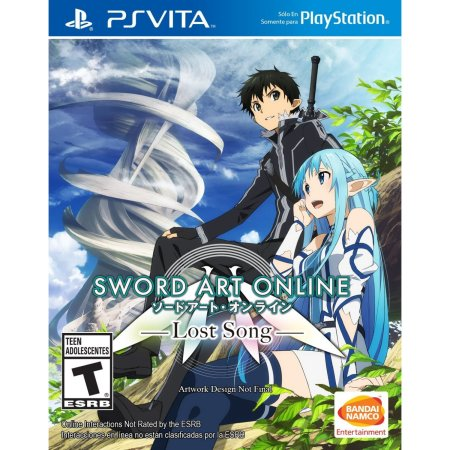 Bon Plan Sword Art Online Lost Song PS Vita à 13,24€