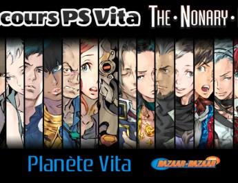 Concours The Nonary Games PS Vita