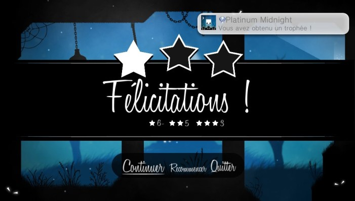 Midnight Deluxe Test PS Vita Review Platine