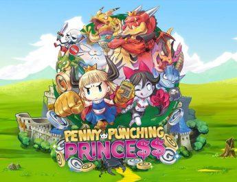 Penny-Punching Princess