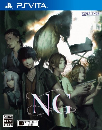 NG No Good PS Vita