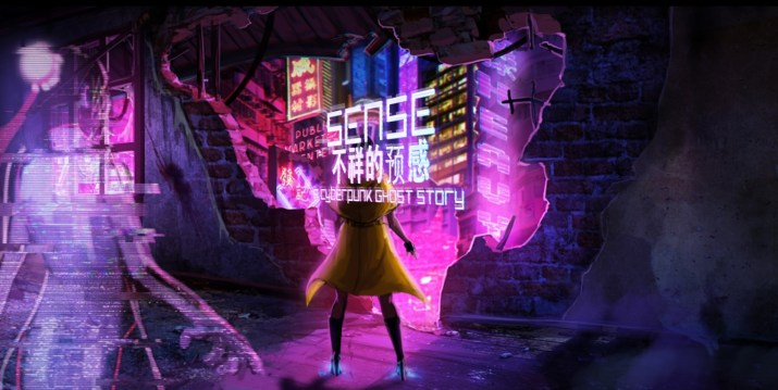 Sense Kickstarter PS Vita