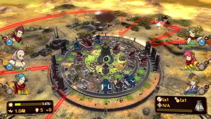 [Test] Aegis of Earth: Protonovus Assault, le tower-defense post-apocalyptique sur PS Vita
