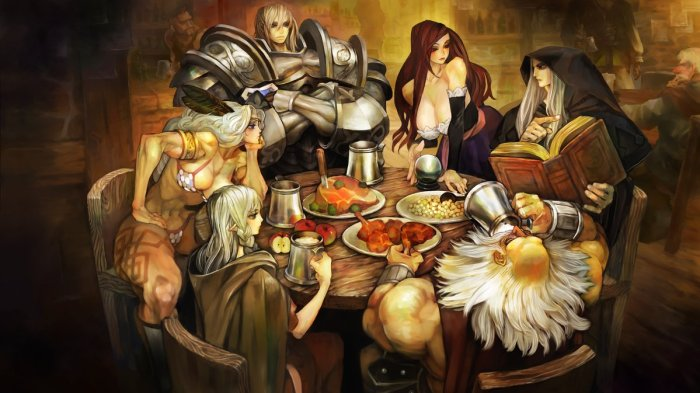 Dragon's Crown PS Vita PS3 PS4