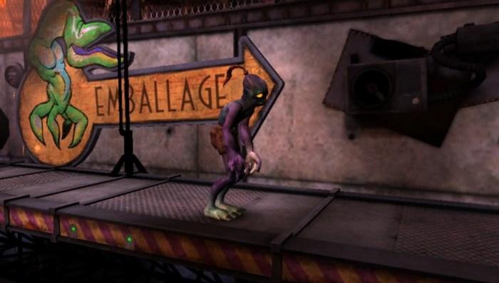 Test Oddworld New 'n' Tasty PS Vita