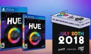 Hue en vente aujourd'hui en édition physique limitée chez Limited Run sur PS Vita & PS4