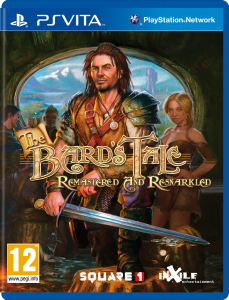 The Bard's Tale: Remastered and Resnarkled édition physique cartouche PS Vita
