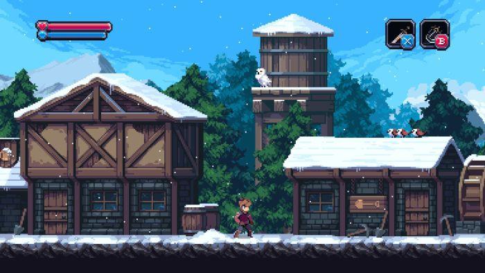 Chasm PS Vita & PS4