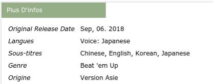 FATE/EXTELLA LINK PS Vita english Play Asia