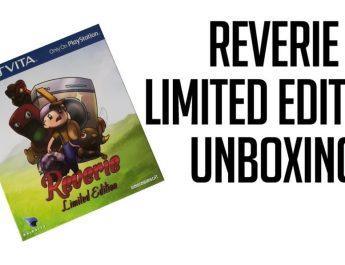 [Unboxing] Edition limitée de Reverie, le RPG insulaire néo-zélandais