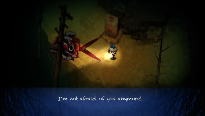 Yomawari: Midnight Shadows Test PS Vita