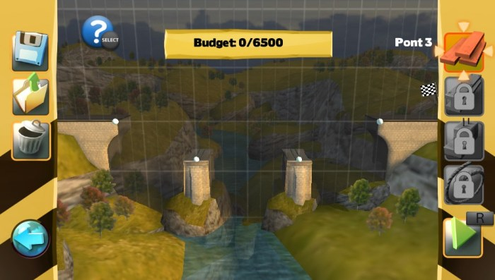 Bridge Constructor Test/Avis PS Vita
