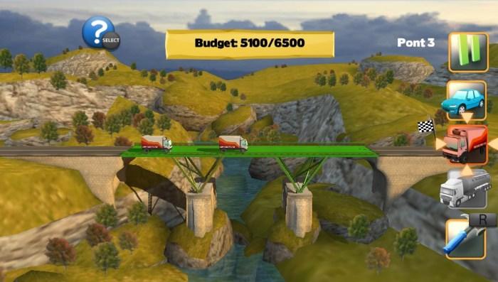 Bridge Constructor Test/Avis PS Vita