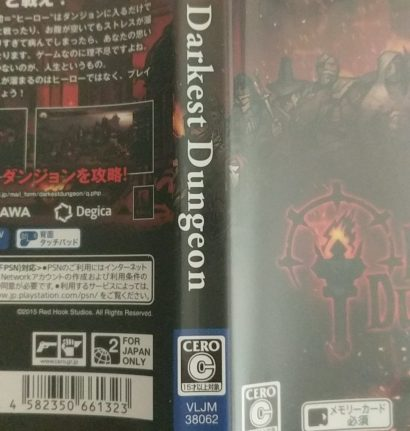 Darkest Dungeon VLJM-38062