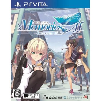 Memories Off Innoncent Fille PS Vita