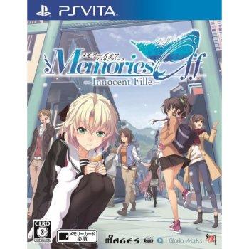 Memories Off Innoncent Fille PS Vita