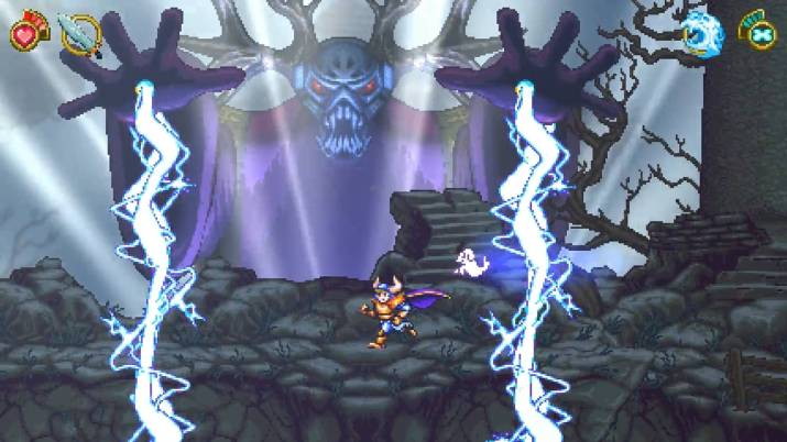 Battle Princess Madelyn PS Vita