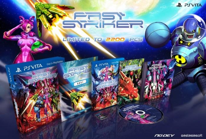 Concours Fast Striker PS Vita & PS4
