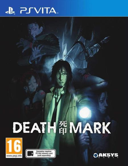 Death Mark version Euro PAL UK PS Vita