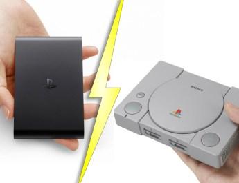[Point de vue] Pourquoi la PlayStation Classic n'arrive pas à la cheville de la PSTV