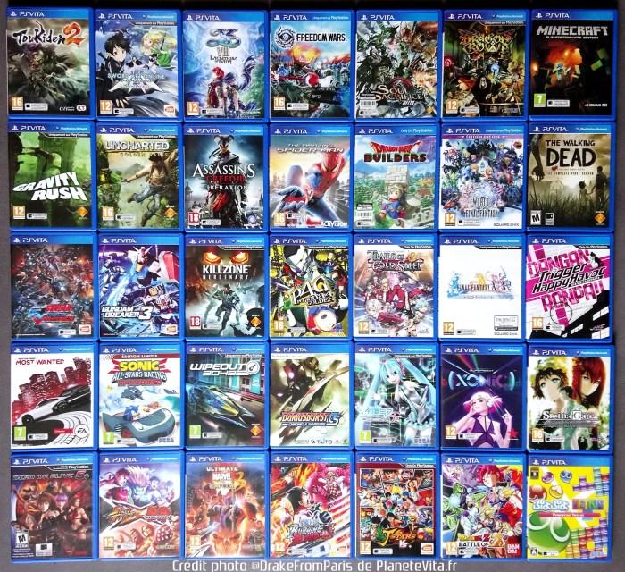 Que penser de la PS Vita en 2018 ?