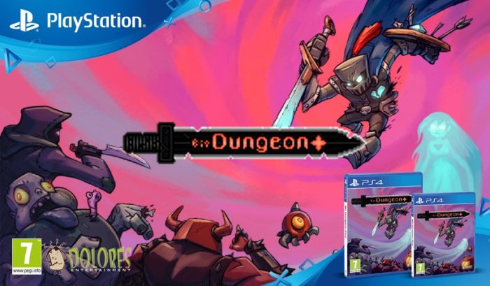 Bit Dungeon Plus PS VITA Red Art Games