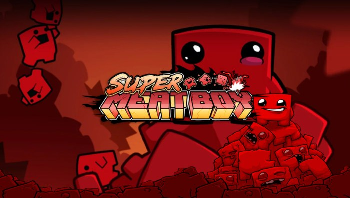 Super Meat Boy PS Vita Limited Run Games