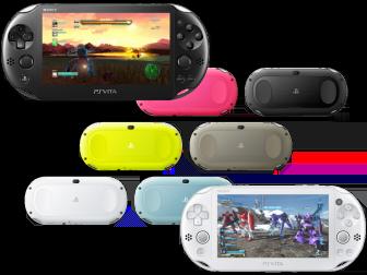 Consoles PS Vita Slim