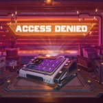 Access Denied PS Vita