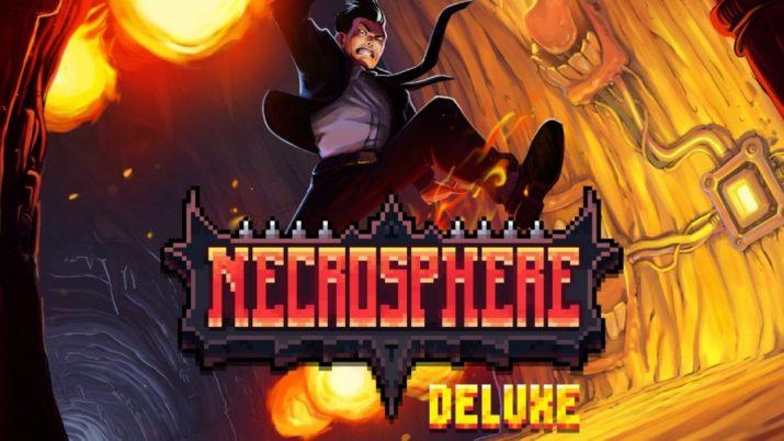 Necrosphere Deluxe : le jeu Strictly Limited du jour sur PS Vita