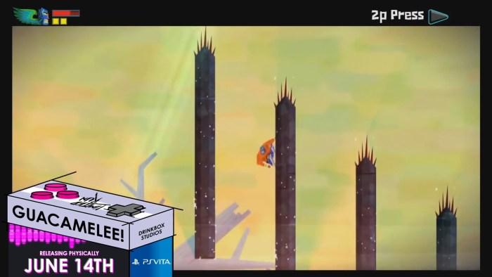 Guacamelee! PS Vita Limited Run