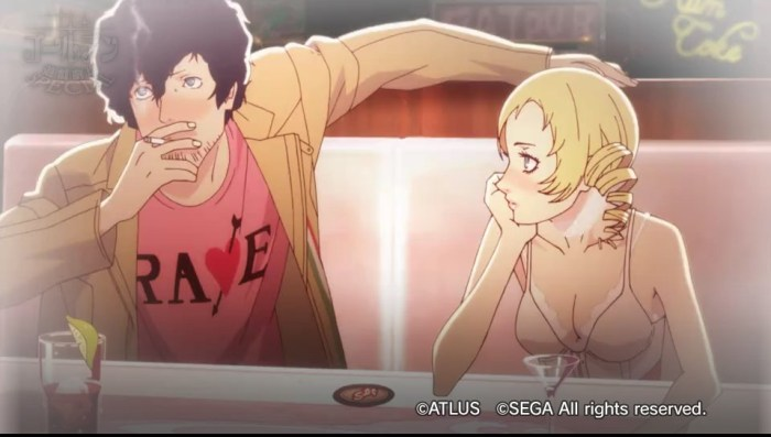 Catherine Full Body - test & avis PS Vita