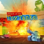 Attack of the Toy Tanks PS Vita