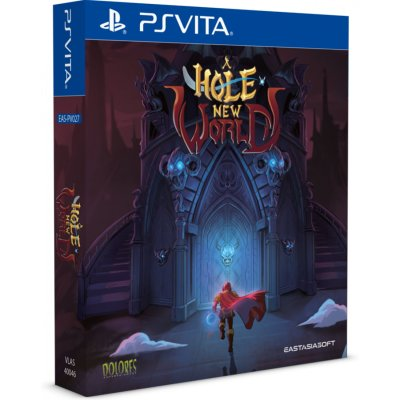 A Hole New World PS Vita
