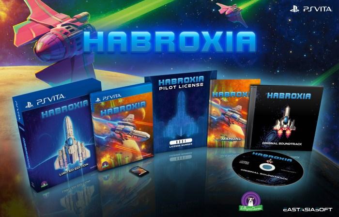 Habroxia PS Vita