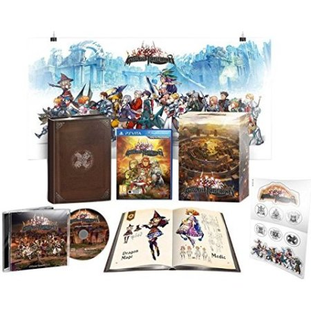 Grand Kingdom édition collector PS Vita