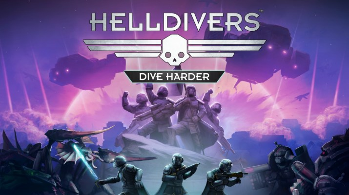 Helldivers Dive Harder PS Vita update