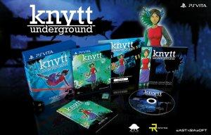 Knytt Underground édition limitée PS Vita
