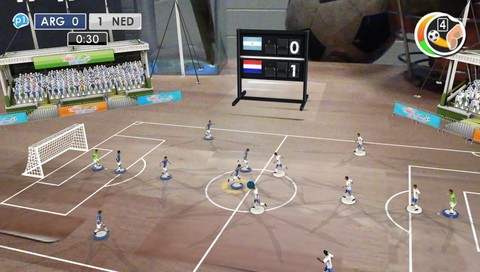 Table Football PS Vita