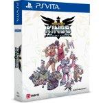 Mercenary Kings édition physique limitée PS Vita