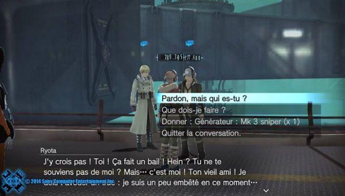 Les mystères de Freedom Wars sur PS Vita