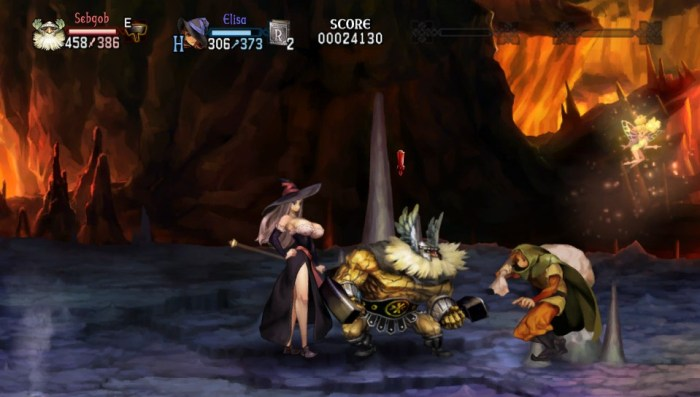 Dragon's Crown en jeu online sur PS Vita