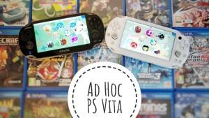 Liste des jeux jouables en multijoueur local ad hoc sur PS Vita