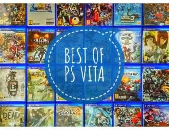[Dossier] Best Of PS Vita par genres