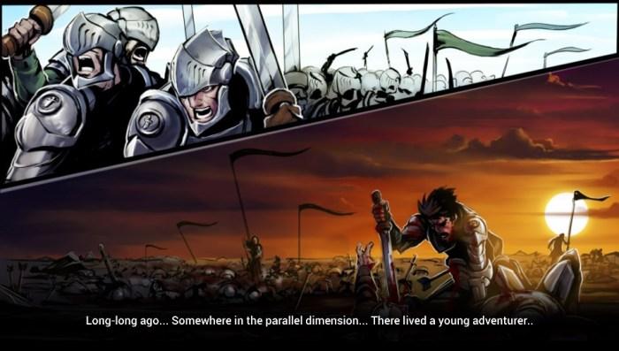 Swordbreaker The Game : test PS Vita