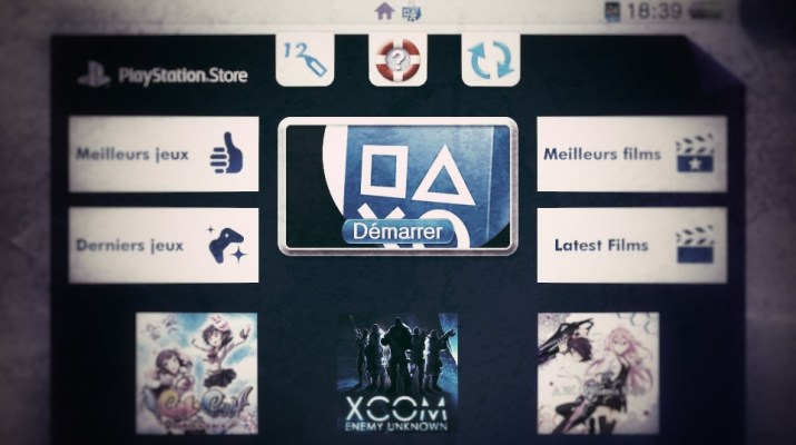 Fermeture PlayStation Store PS Vita PSP PS3