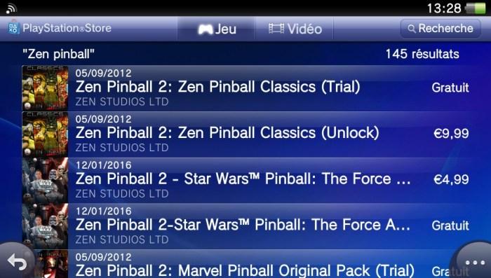 Zen Pinball 2 DLC