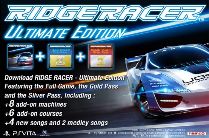 Ridge Racer Ultimate Edition